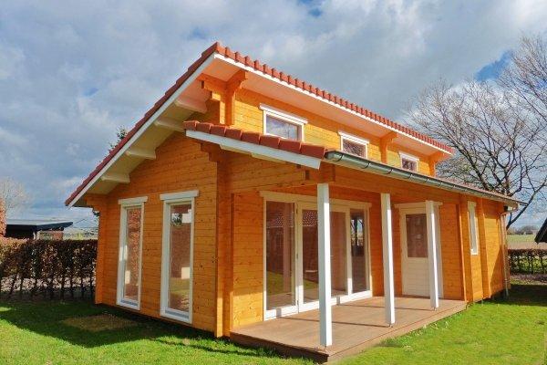 Gastvrij | Jansen Blokhuizen voor blokhuis en blokhut op maat