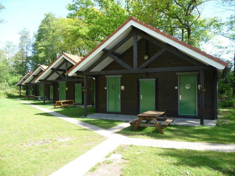 Recreatiegebouwen jansen blokhuizen voor blokhuis en blokhut op maat - Zen doucheruimte ...